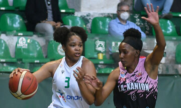 Α1 γυναικών μπάσκετ: Νίκες για Παναθηναϊκό και ΠΑΟΚ (η βαθμολογία)