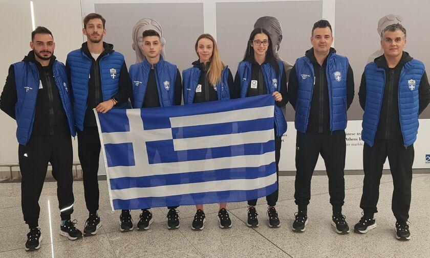 Τάε Κβον Ντο: Στη Βουλγαρία η Προολυμπιακή ομάδα