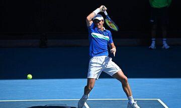 Madrid Open: Ο Ρουντ στο δρόμο του Τσιτσιπά