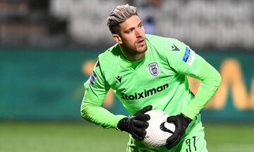 Super League 1: Ο Πασχαλάκης δέχθηκε από την ΑΕΚ το 100ό γκολ!