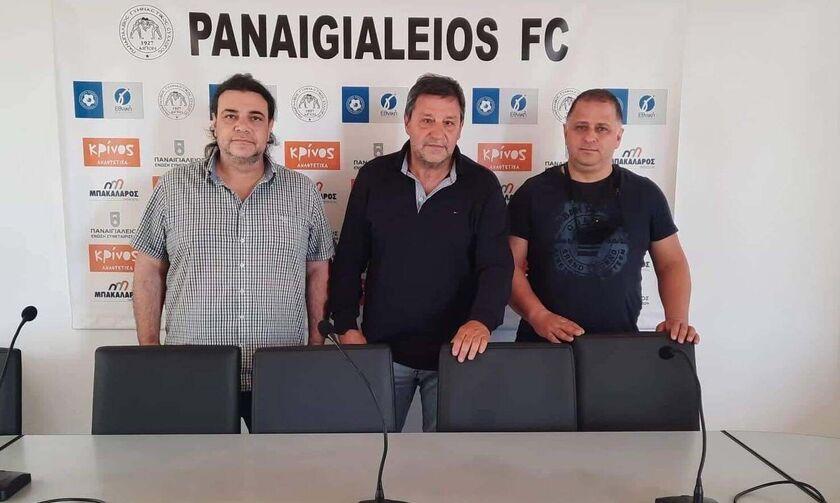 Παναιγιάλειος: Νέος προπονητής ο Γκόφας