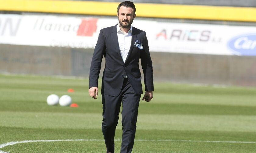 Super League: Κλήθηκε σε απολογία ο Καρυπίδης