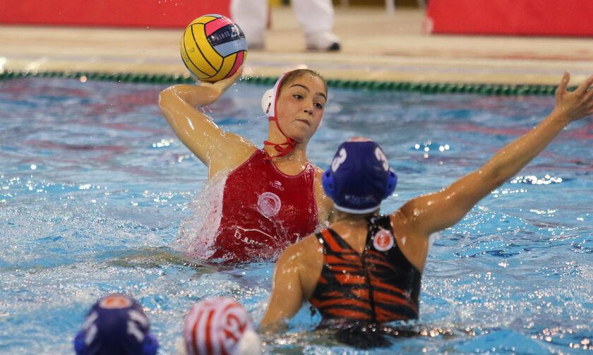 Ολυμπιακός - ΝΟ Λάρισας 23-9: Συνεχίζουν απτόητες οι «ερυθρόλευκες»