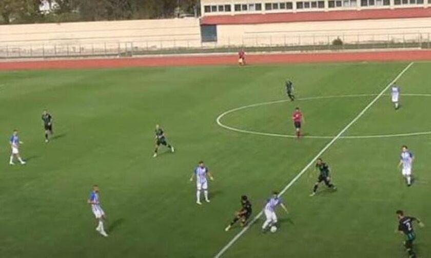 Γ' Εθνική: Η Θύελλα Ραφήνας απέδρασε απο την Ελευσίνα (2-1)