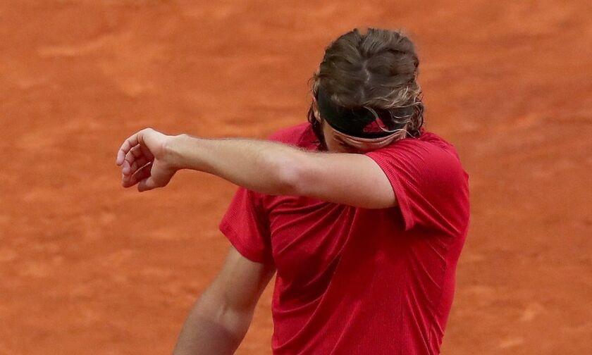 Madrid Open: Αποκλεισμός για Τσιτσιπά από το No22