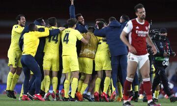 Europa League: Ιστορική πρόκριση η Βιγιαρεάλ, στον τελικό με την Γιουνάιτεντ (highlights)