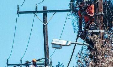 ΔΕΔΔΗΕ: Διακοπή ρεύματος σε Ηλιούπολη, Περιστέρι, Κορυδαλλό, Κηφισιά, Μαραθώνα, Σπάτα - Λούτσα