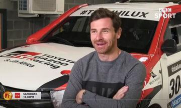 Ο Βίλας Μπόας οδηγός στο WRC3