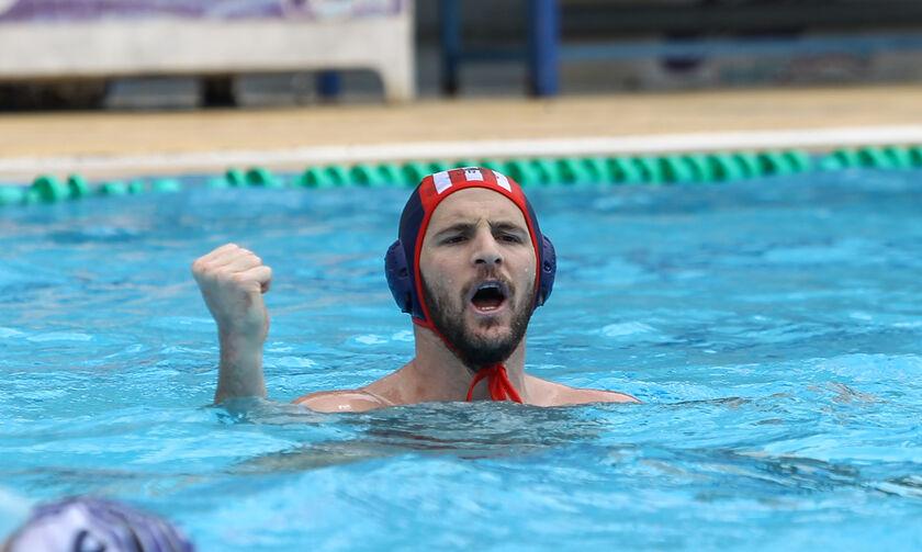 Απόλλων Σμύρνης - Ολυμπιακός 10-15: Τον...σκούπισε!