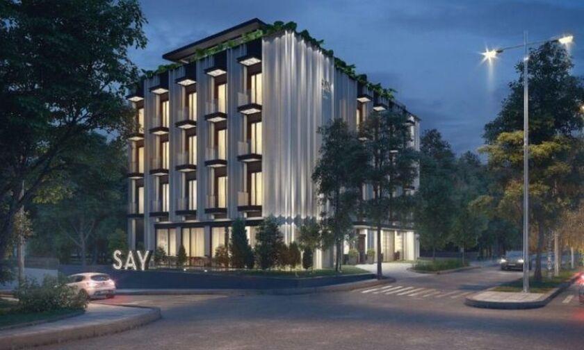 Ανοίγει το νέο boutique ξενοδοχείο στην Κηφισιά (pics)
