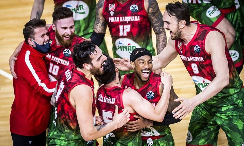 BCL Φάιναλ-8: Καρσίγιακα και Σαν Πάμπλο στον τελικό! (highlights)