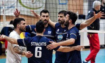 Εθνική Ελλάδας: Νικηφόρο ξεκίνημα στον προκριματικό όμιλο της Γεωργίας με την οικοδέσποινα (3-0)