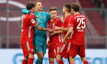 Bundesliga: Γιόρτασε την σαλατιέρα ...εξ-αερώνοντας (6-0) την Γκλάντμπαχ η Μπάγερν Μονάχου (Ηls)!