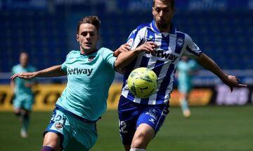 La Liga: Πόντοι «Χ»ρυσάφι (2-2) για Αλαβές και Οσασούνα με Λεβάντε και Μπιλμπάο (Highlights)!