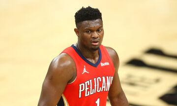 Ουίλιαμσον: Εκτός επ' αόριστον με κάταγμα στο δάχτυλο, κατηγορούν το NBA οι Πέλικανς!