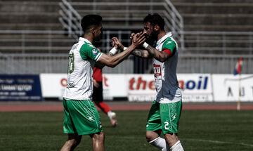Super League 2: Ο Καραϊσκάκης κέρδισε στη Δράμα - Υποβιβάστηκε η Ιεράπετρα (βαθμολογία)
