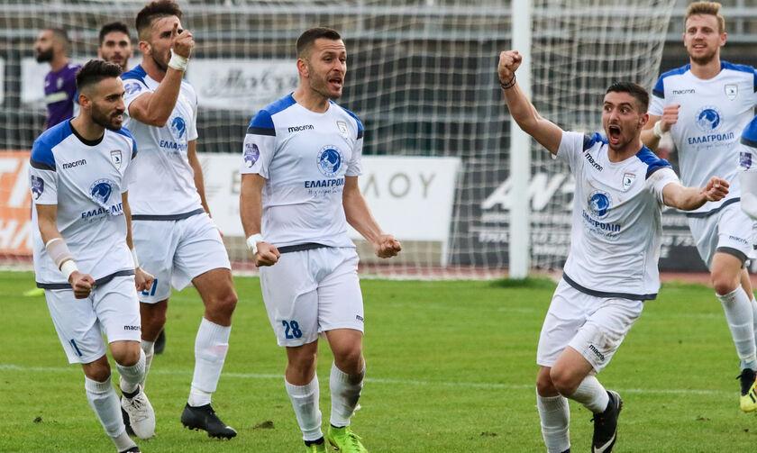Football League: Η Καβάλα νίκησε στις Σέρρες τον Πανσερραϊκό(highlights,βαθμολογία)