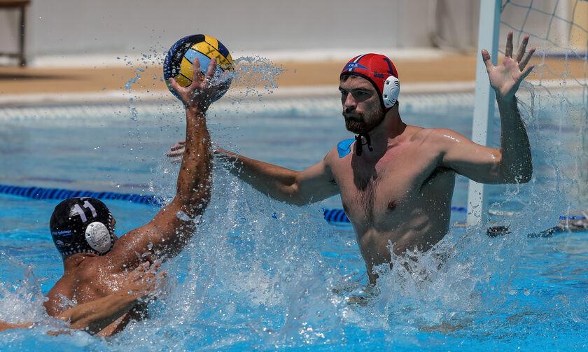 Α1 πόλο ανδρών: Ο Υδραϊκός νίκησε τον ΠΑΟΚ 12-7 και βγήκε στην Ευρώπη