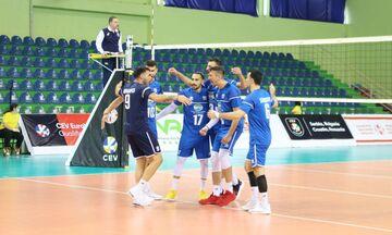 Μαυροβούνιο - Ελλάδα 2-3: Μεγάλη νίκη της Εθνικής για τα προκριματικά του Ευρωβόλεϊ !