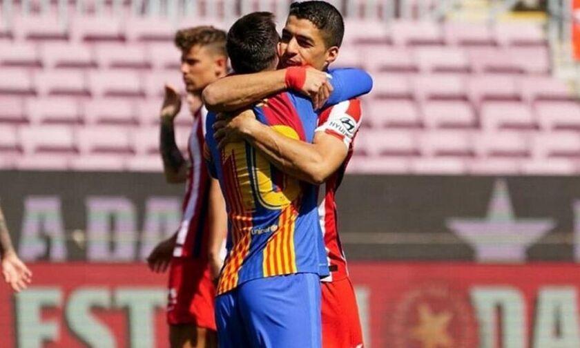 La Liga: Ευνοημένη η ... Ρεάλ Μαδρίτης από το 0-0 της Μπάρτσα με την Ατλέτικο (Ηighlights)!