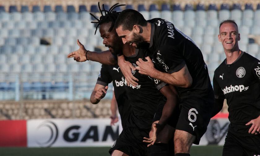 Λαμία - ΟΦΗ 0-2: Πέρασε από το «Αθανάσιος Διάκος» και σώθηκε (highlights)