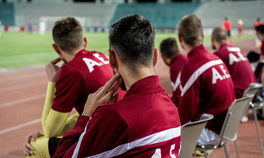Νικολιάς: «Ηταν ένας άθλος, δεν τα καταφέραμε, αλλά μεγάλες ομάδες σαν την ΑΕΛ δεν χάνονται» (vid)