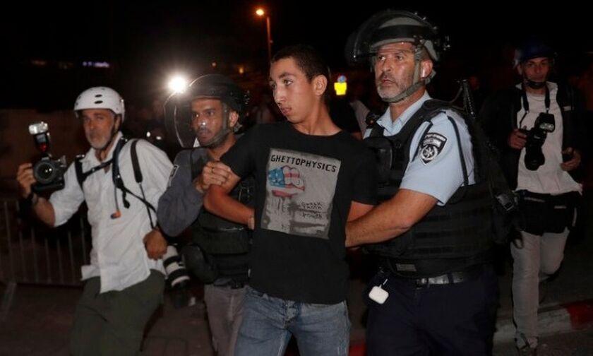 Ισραήλ: Δεκάδες τραυματίες σε νέα νύχτα συγκρούσεων στην Ιερουσαλήμ