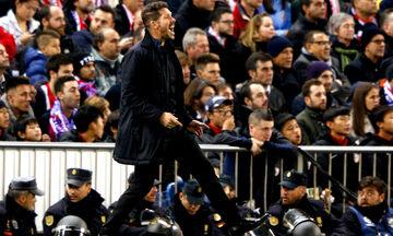 Σιμεόνε: «Δεν θα δω το Ρεάλ Μαδρίτης - Σεβίλλη»