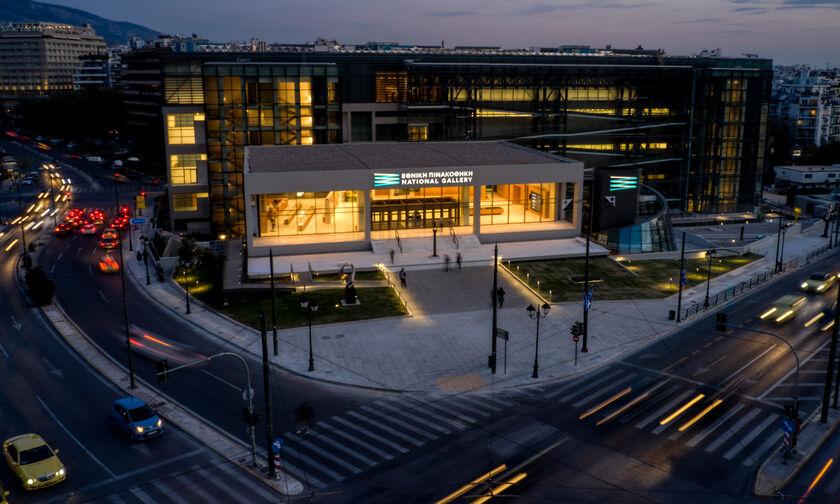 Εθνική Πινακοθήκη: Ανοίγει στις 14 Μαΐου