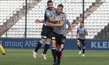 ΠΑΟΚ - Άρης 2-0: Το πέναλτι του Σβαμπ και το γκολ του Ζίβκοβιτς (vid)