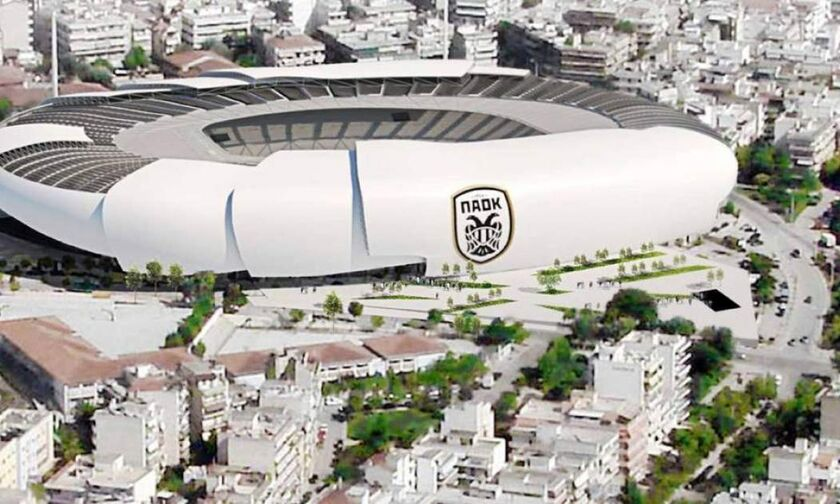 Εως 40.000 θεατών η χωρητικότητα του νέου γηπέδου της Τούμπας με στόχο να είναι έτοιμο ως το 2026!