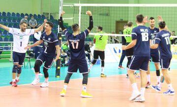 Ελλάδα - Αζερμπαϊτζάν 3-0: «Τρία στα τρία» η Εθνική στα προκριματικά του Ευρωβόλεϊ! (highlights)
