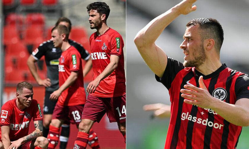 Bundesliga: Οι αδιάφορες Φράιμπουργκ και Μάιντζ έκαναν ζημιές σε Κολωνία και Άιντραχτ (highlights)!
