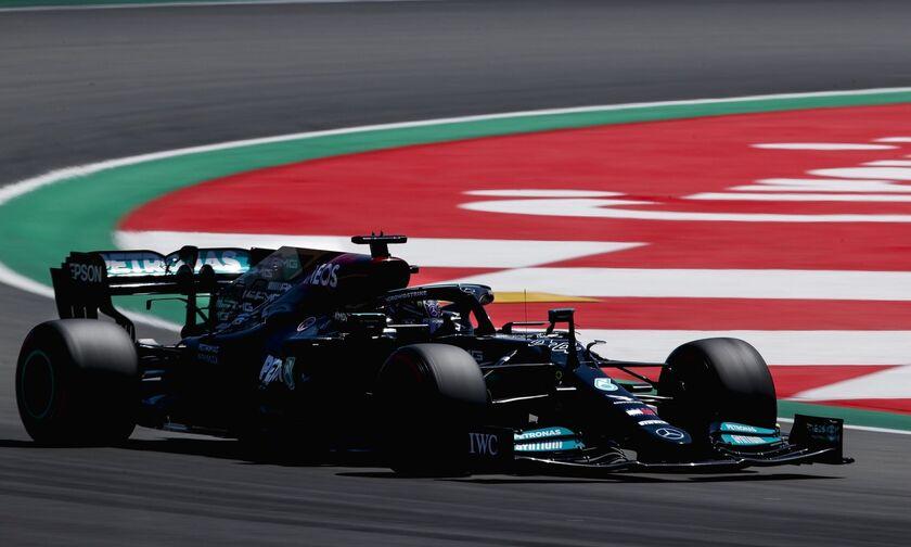 Grand Prix Ισπανίας: Νικητής ο Χάμιλτον, άψογη στρατηγική από τη Mercedes