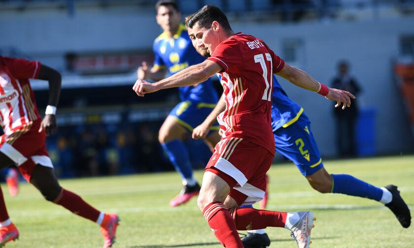 Αστέρας Τρίπολης-Ολυμπιακός 0-0: Κέρδισε τους πιτσιρικάδες (highlights)