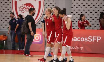 Ολυμπιακός: Νοκ άουτ η Σπυριδοπούλου - Χάνει τους τελικούς με Παναθηναϊκό