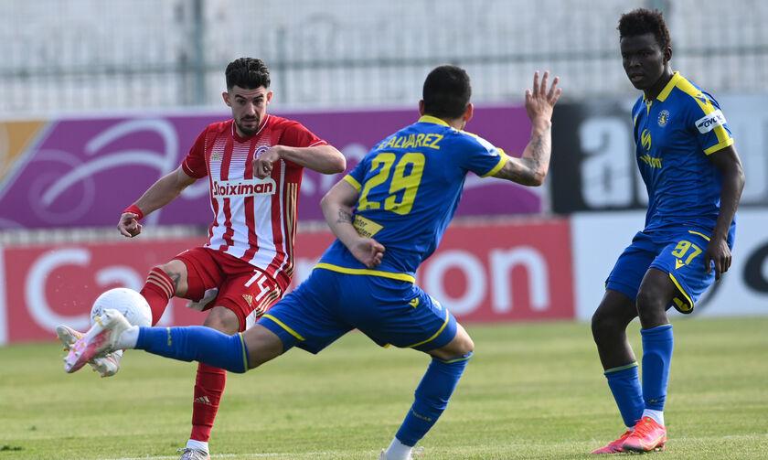 Αστέρας Τρίπολης-Ολυμπιακός 0-0: Ανδρούτσος: «Εύχομαι να έρθει σε άλλο ματς το γκολ»