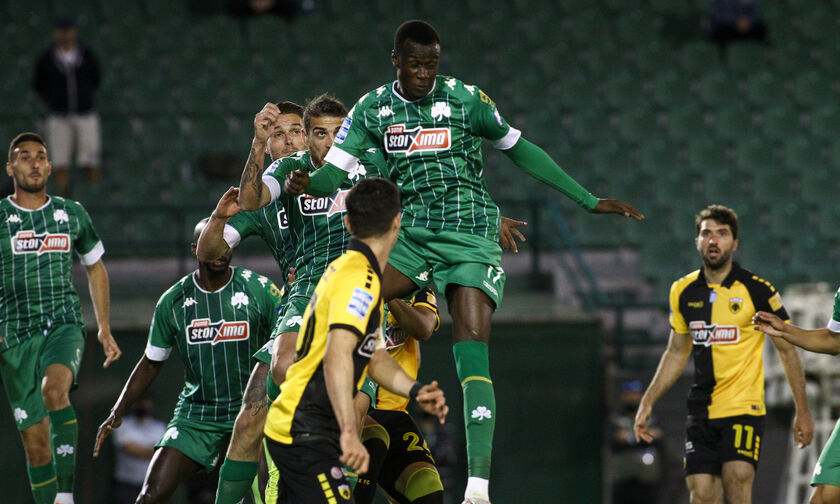 Παναθηναϊκός- ΑΕΚ 0-1: «Άλωσε» τη Λεωφόρο και βγήκε Ευρώπη!