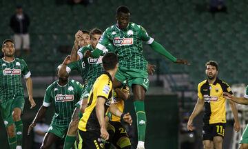 Παναθηναϊκός- ΑΕΚ 0-1: «Άλωσε» τη Λεωφόρο και βγήκε Ευρώπη! (Highlights)