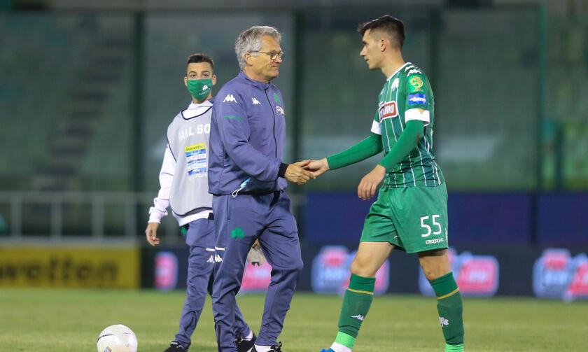 Παναθηναϊκός-ΑΕΚ 0-1: Μπόλονι: «Δύσκολο βράδυ» (vid)