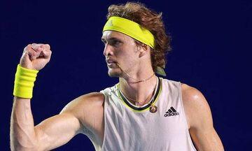 Madrid Open: Ο Ζβέρεφ ξανά «βασιλιάς» στη Μαδρίτη! (highlights)