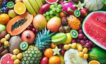 Ποια είναι η καλύτερη ώρα να τρώμε τα φρούτα;