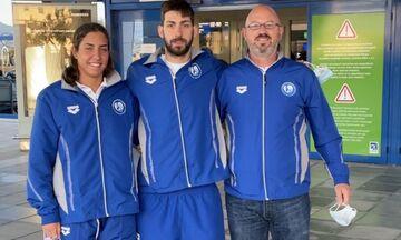 Ευρωπαϊκό Πρωτάθλημα Υγρού Στίβου: Αναχώρησαν για Βουδαπέστη Κυνηγάκης, Γιαννοπούλου