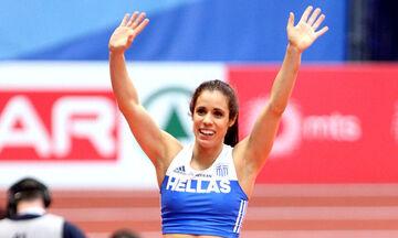 Κατερίνα Στεφανίδη: Ξεπέρασε τα 4.80!
