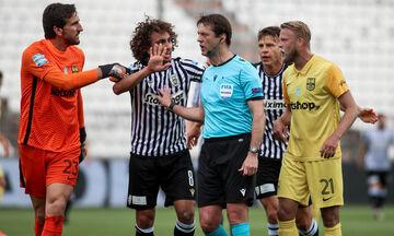 Βαρούχας: «Σωστά δόθηκε το πέναλτι στον ΠΑΟΚ, επιθετικό φάουλ στον Γκάμα στο 2-0»