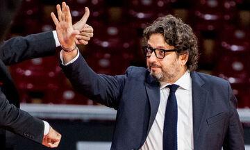 Τρινκιέρι: «Κατά την άποψή μου πήραμε τη σειρά με την Αρμάνι με 3-1»!