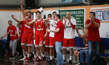 Α2 μπάσκετ: Στις 19.30 την Τετάρτη ο αγώνας Ολυμπιακού Β΄ - Δάφνης Δαφνίου