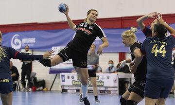 Βέροια - ΠΑΟΚ 24-26: Κατέκτησαν και φέτος το Κύπελλο οι «ασπρόμαυρες»