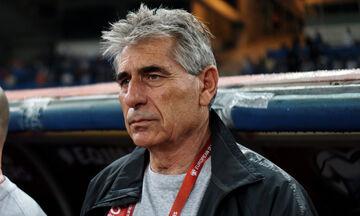 Αναστασιάδης για Ολυμπιακό και ΠΑΟΚ: «Η διαφορά των 20 βαθμών δεν μού λέει τίποτα!»