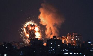 Παλαιστίνη: 20 νεκροί και 65 τραυματίες από βομβαρδισμούς στη Λωρίδα της Γάζας (vid)